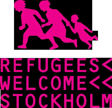 Refugees Welcome Stockholm